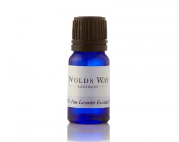 Wolds Way Lavender Pure Lavender Essential Oil 10ml