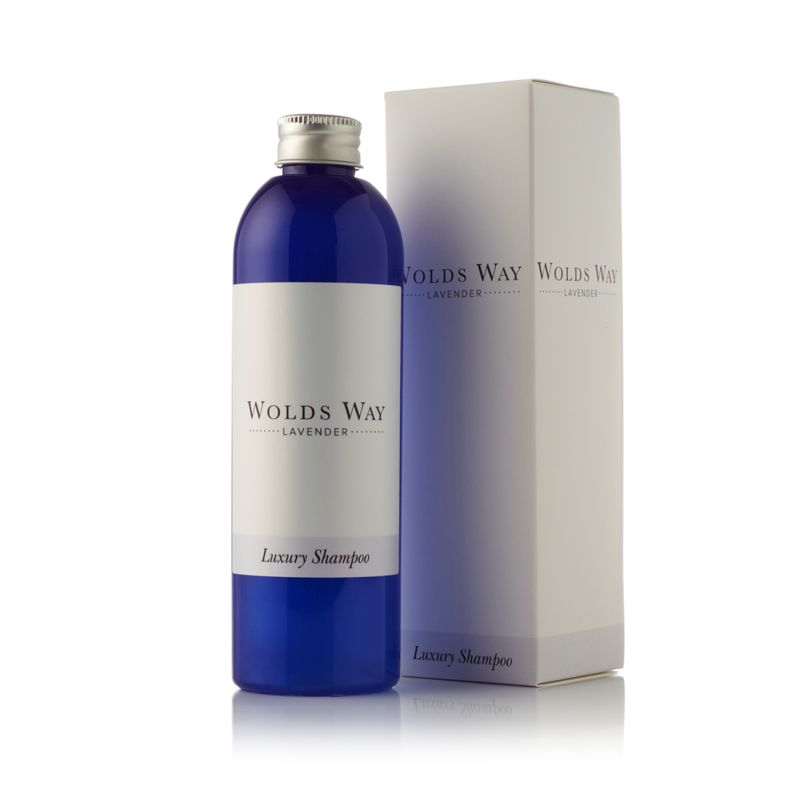 Luxury Shampoo And Conditioner Wolds Way Lavender