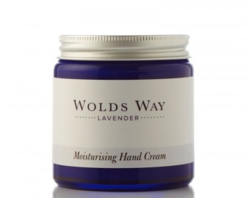 Wolds Way Lavender Moisturising Hand Cream 120ml