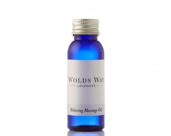 Wolds Way Lavender Relaxing Massage Oil 30ml