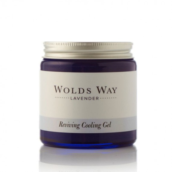 Wolds Way Lavender Reviving cooling Gel 120ml