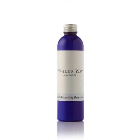 Wolds Way Lavender Rich Moisturising Body Lotion 125ml