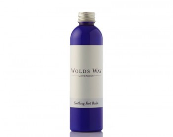 Wolds Way Lavender Soothing Foot Balm 125ml