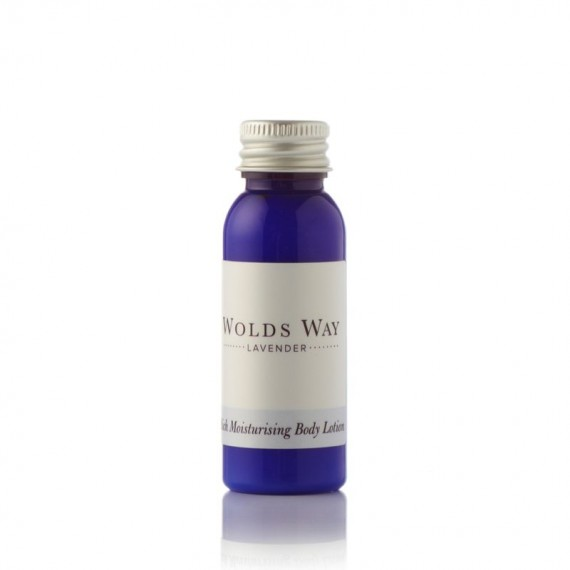 Wolds Way Lavender Soothing Foot Balm 30ml